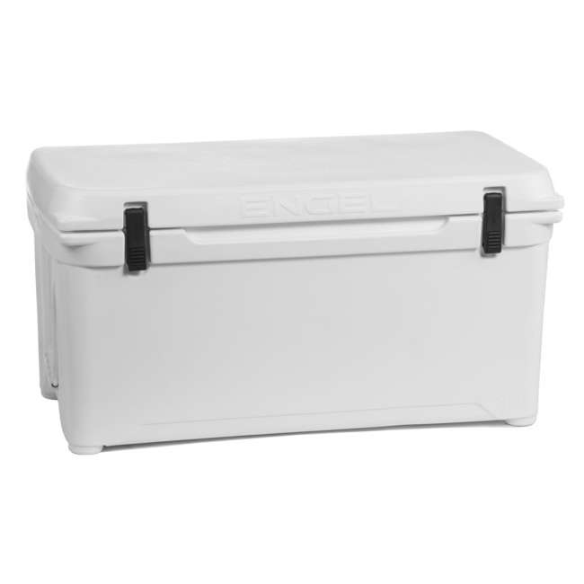 ENG80-OB Engel 80 High-Performance Roto-Molded Cooler, White (Open Box) 3