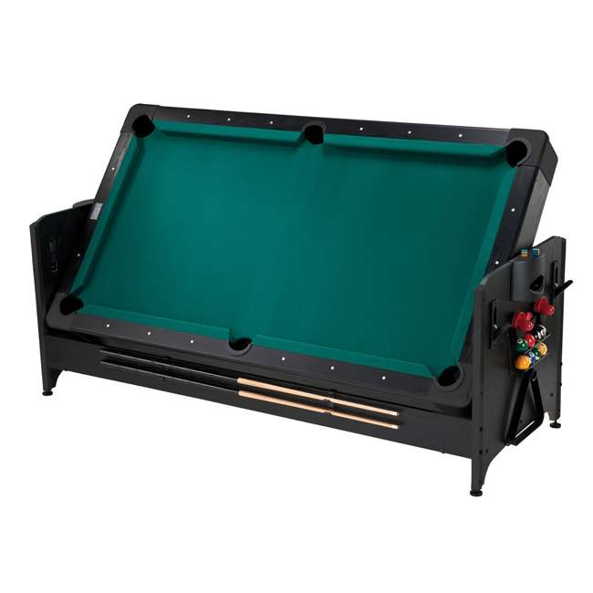 64-1046 Fat Cat 3-in-1 Air Hockey, Billiards, and Table Tennis Table 4