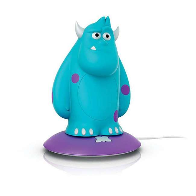 PLC-7176890U0 + PLC-798538 Philips Disney Finding Dory & Monsters Inc. Sulley Portable Nightlight (1 Each) 6