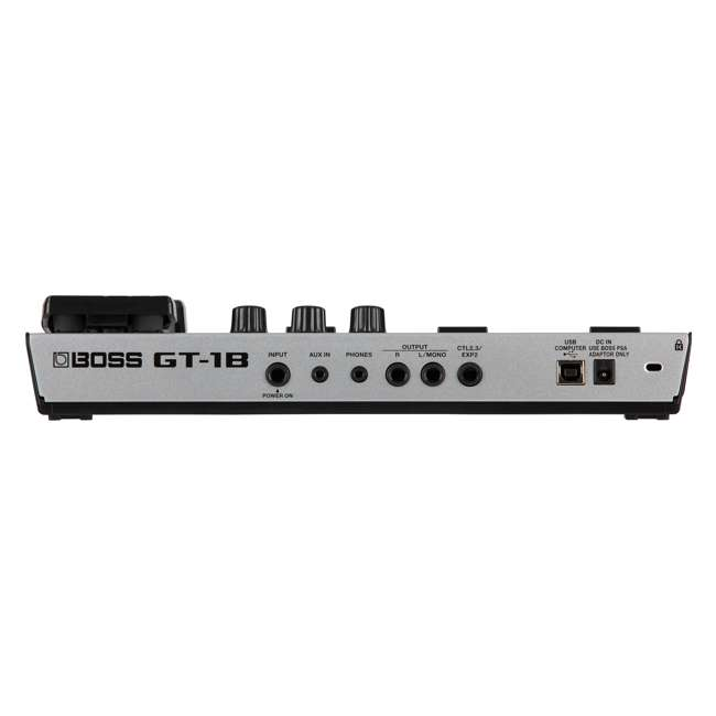 GT-1B Boss GT-1B Bass Multi-Effects Processor with Expression Pedal