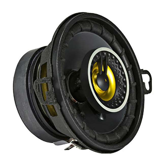 46CSC354 Kicker CS Series 3.5-Inch Car Speaker, Yellow (2 Pack) 1