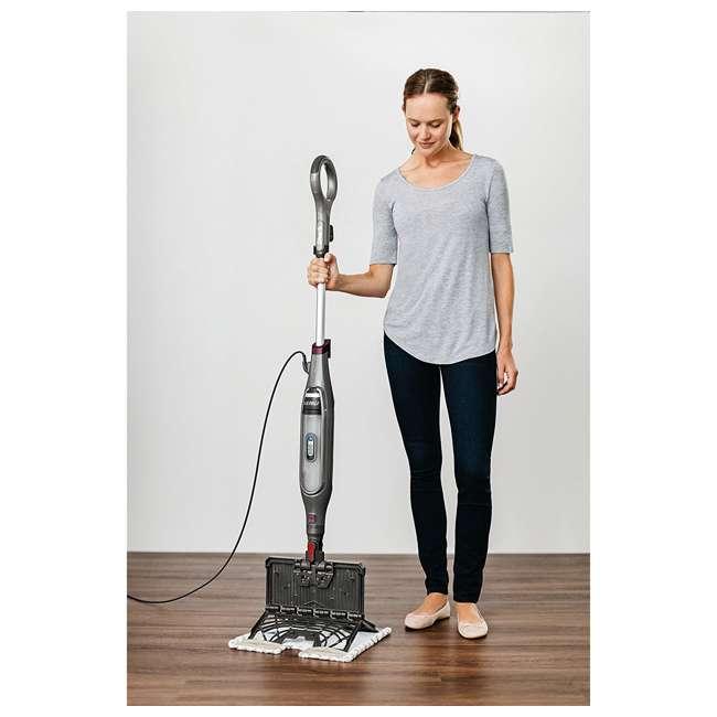 S5003CO Shark Genius Bare Floor Steam Cleaning Pocket Mop 3