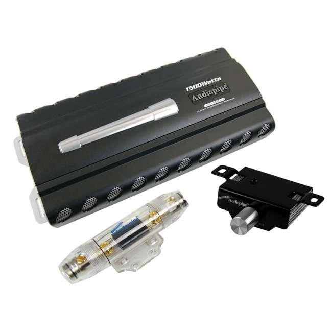 AP15001D Audiopipe AP15001D 1500W Mono D Amplifier