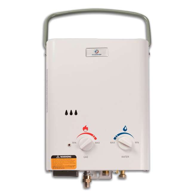 Eco-L5 Eccotemp L5 Portable Liquid Propane Outdoor Tankless Hot Water Heater (2 Pack) 3