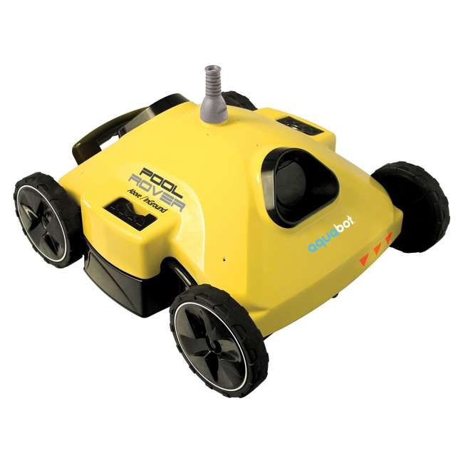 AJET122 Aquabot Pool Rover S2-50 Robotic Cleaner For Above/In-Ground (For Parts)(2 Pack)