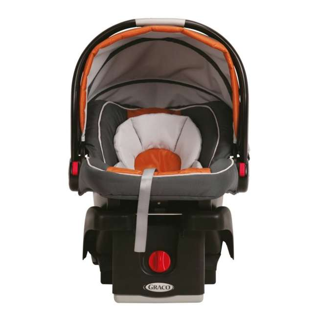 Graco FastAction Jogger Stroller, SnugRide Car Seat & Pack ...