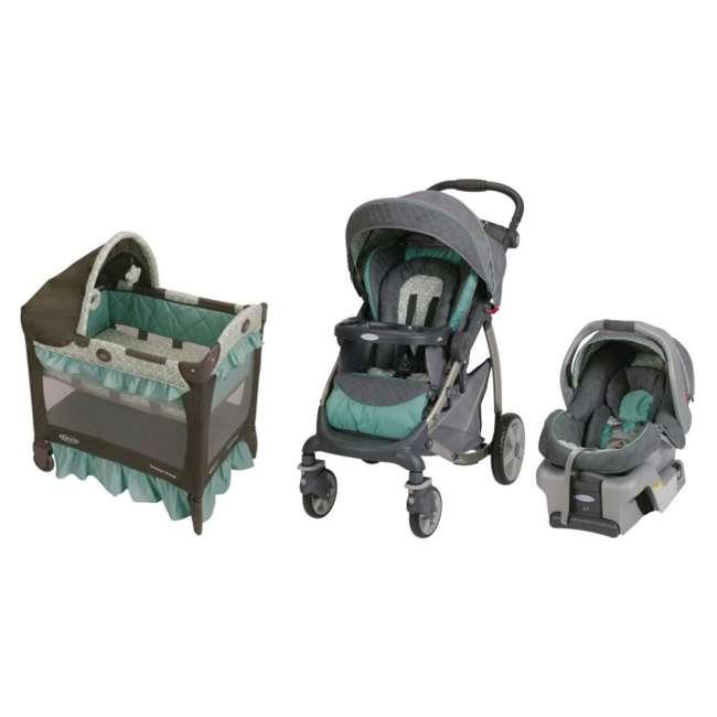 Graco Stylus Baby Stroller Snugride 30 Car Seat Amp Pack N