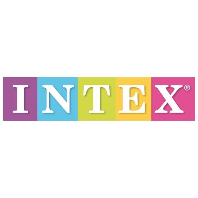 4 x 68575EP Intex Inflatable Corner Sectional Sofa  (4 Pack) 5