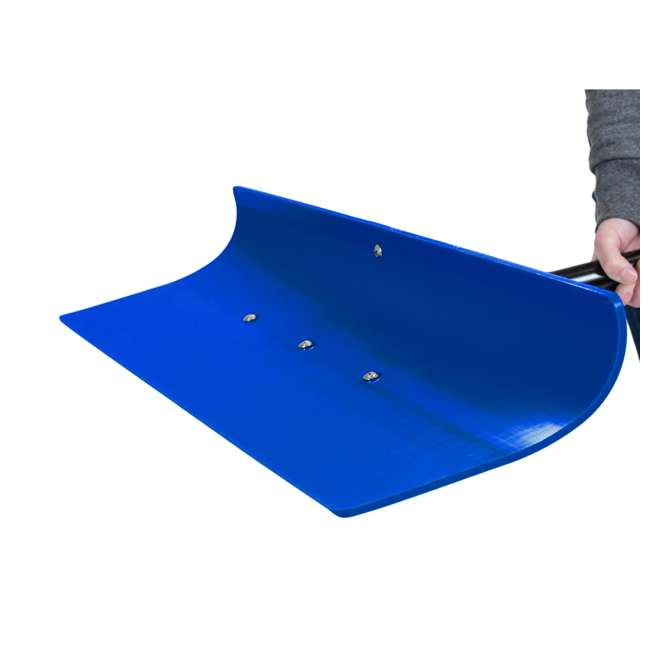 EWAY91036 Earthway Professional 36 Inch Handle Snow Pusher Shovel with 36 Inch Wide Blade 1
