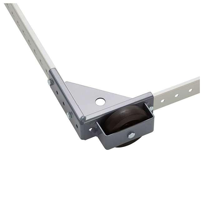 PM-1000 Bora Portamate Power Tool Mobile Base w/ 400LB Capacity (2 Pack)  5