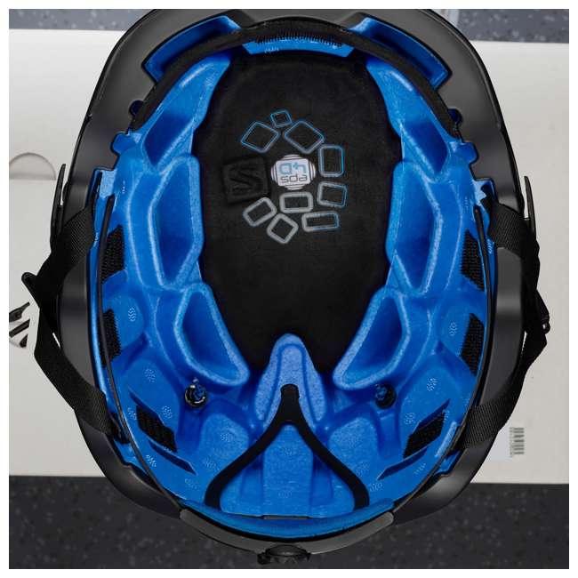 L39919856 Salomon MTN Lab Mens Black Alpine Skiing & Snowboarding Helmet, Small (53-56cm) 4