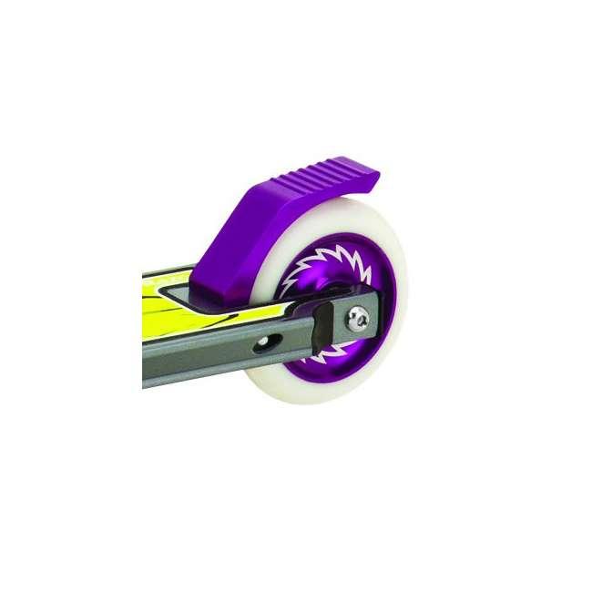 13018150 Razor Pro Rider El Dorado Deluxe Kids Push Kick Scooter, Gray (2 Pack) 3