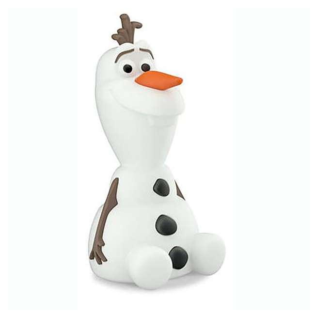 PLC-799965 + PLC-7176803U0 Philips Disney Frozen Olaf and Elsa Kids Soft Pals Nightlight Friend 1
