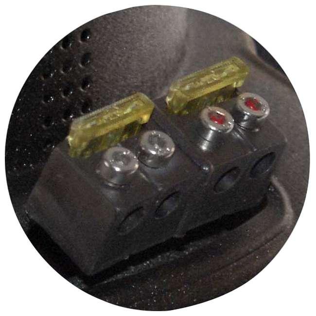 """PLWCH10D PYLE PLWCH10D 10"""" 1000W Slim/Shallow Mount Car Audio Subwoofer Sub Woofer DVC 2"""