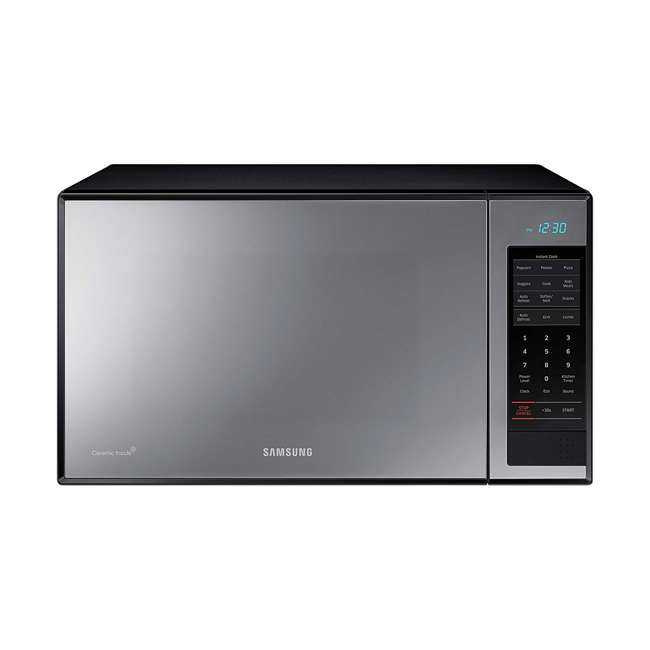 MG14H3020CM-RB Samsung MG14H3020CM 1.4 Cu Ft. Countertop Microwave Oven (Certified Refurbished)