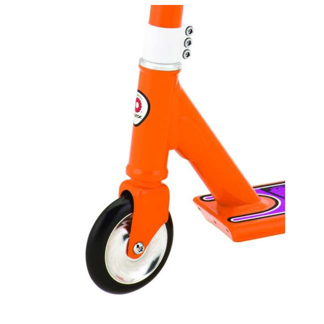 13018180 Razor Pro El Dorado Deluxe Kids Kick Scooter, Orange (2 Pack) 2