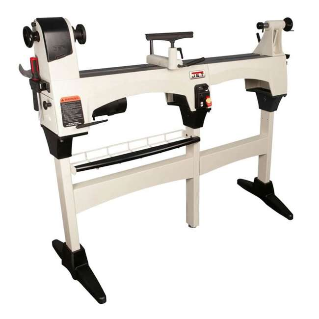 JPW-719200 JET 12 x 21-Inch Variable Speed Woodworking Lathe (Without Stand) 2
