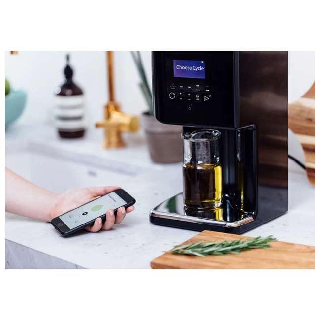 LEVO2-BLK LEVO II Herbal Oil Infusion Machine Botanical Activator and Herb Dryer, Black 1