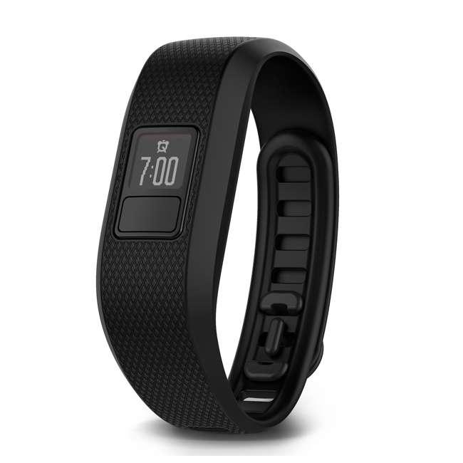 VF33R-REGB Garmin Vivofit 3 Fitness Activity Tracker, Regular Black 4
