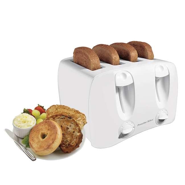 24605Y Proctor Silex 24605Y 4-Slice Toaster| 24605Y 9