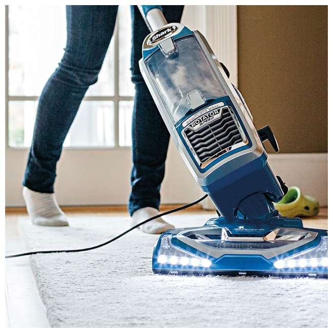 NV682 + 69944A Shark Rotator 2-in-1 Upright Vacuum & OxiClean Carpet Washer 3