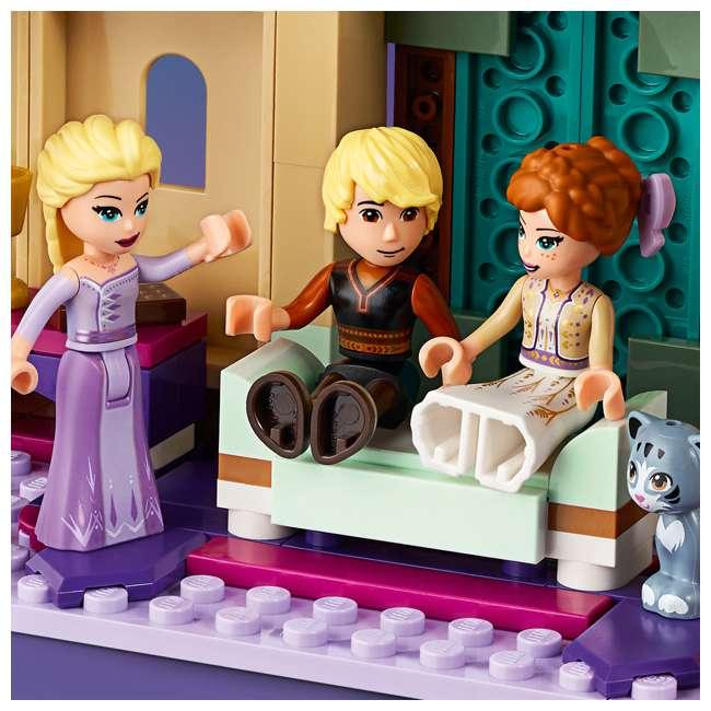 6251057 LEGO 41167 Frozen II Arendelle Castle Village Block Building Kit w/3 Minifigures 5