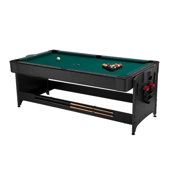 64-1046 Fat Cat 3-in-1 Air Hockey, Billiards, and Table Tennis Table 1