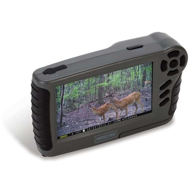 VWR-11MFHP12537 MOULTRIE Game Camera Picture & Video Viewer | VWR-11