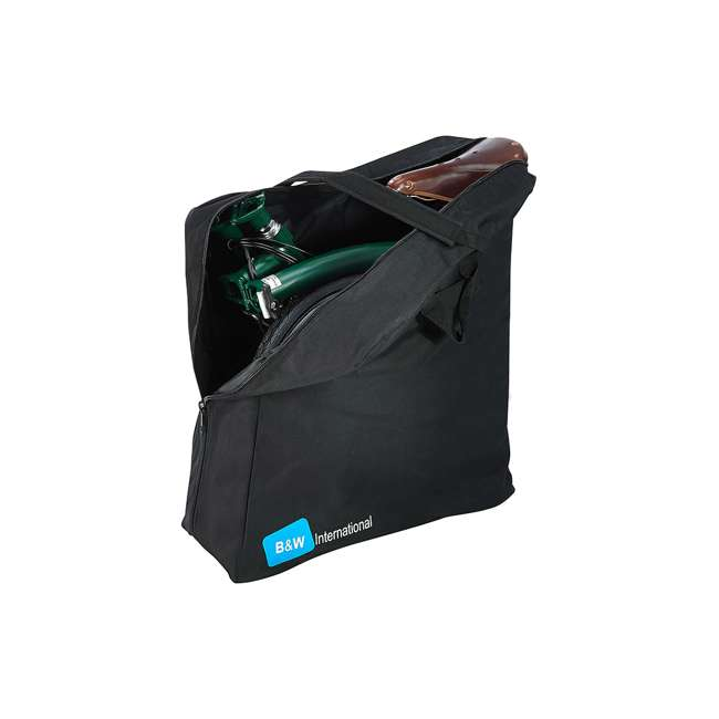 96007/N B&W International 96007/N Foldon Brompton Bike & Folding Bicycle Travel Bag 1