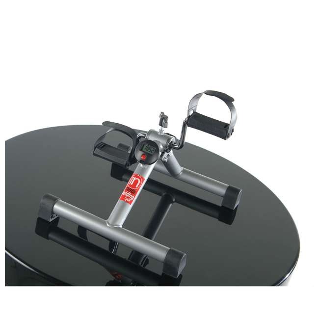 15-0125 Stamina Products 15-0125 InStride Folding Cycle Portable Cardio Strength Workout 2