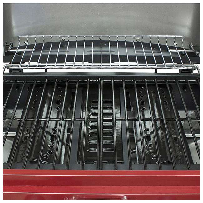 VT280RDS Smoke Hollow Vector Series 2-Burner Portable Gas Grill with Folding Side Table 2