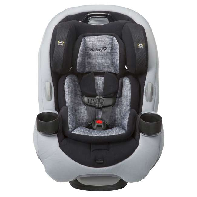 CC190ECJ Safety 1st Grow and Go Ex Air 3 In 1 Baby Convertible Car Seat (2 Pack) 2
