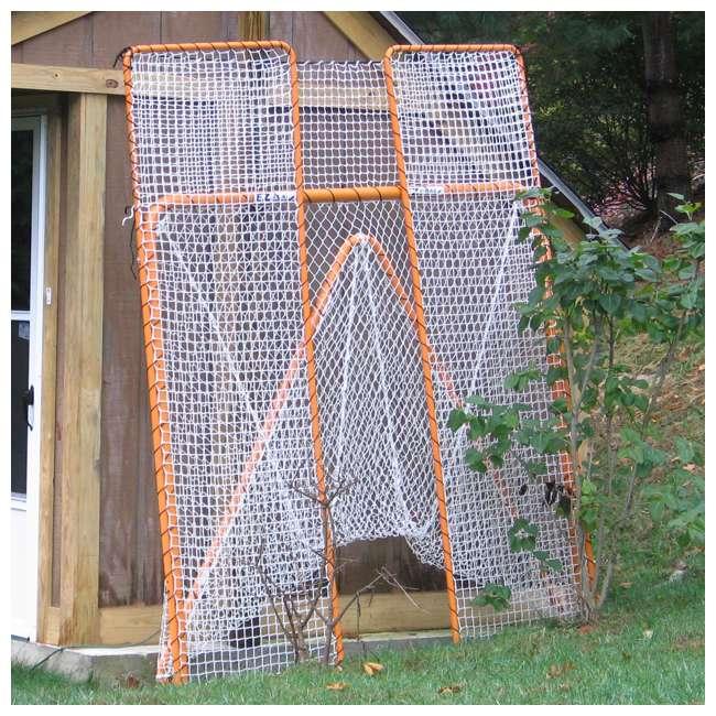 NEOP-87771 EZ Goals Foldable Lacrosse Goal (2 Pack) 7