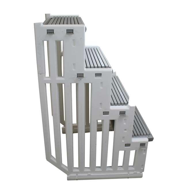 STEP-1 Confer STEP-1 Above Ground Pool Ladder System Entry 3