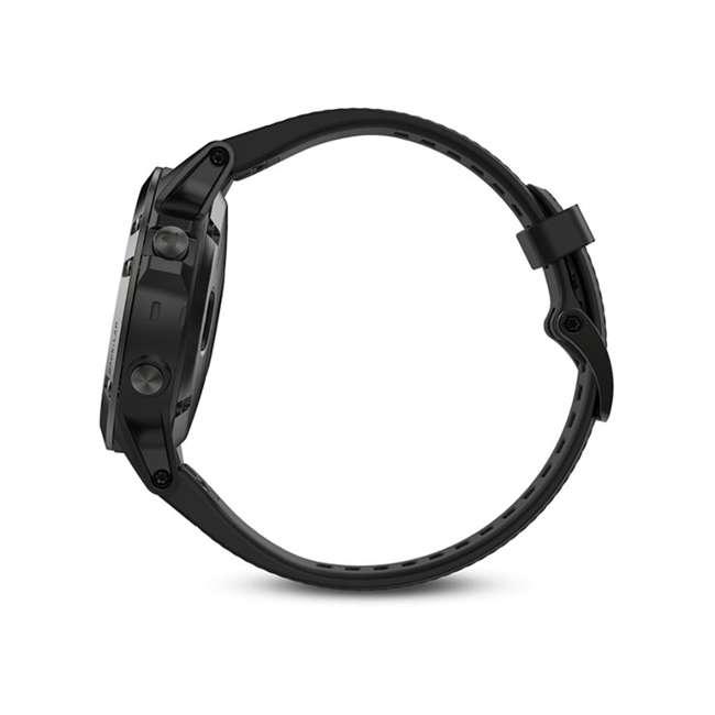 010-01688-10 Garmin Fenix 5 Multi-Sport 64 MB Smart Watch, Black 3
