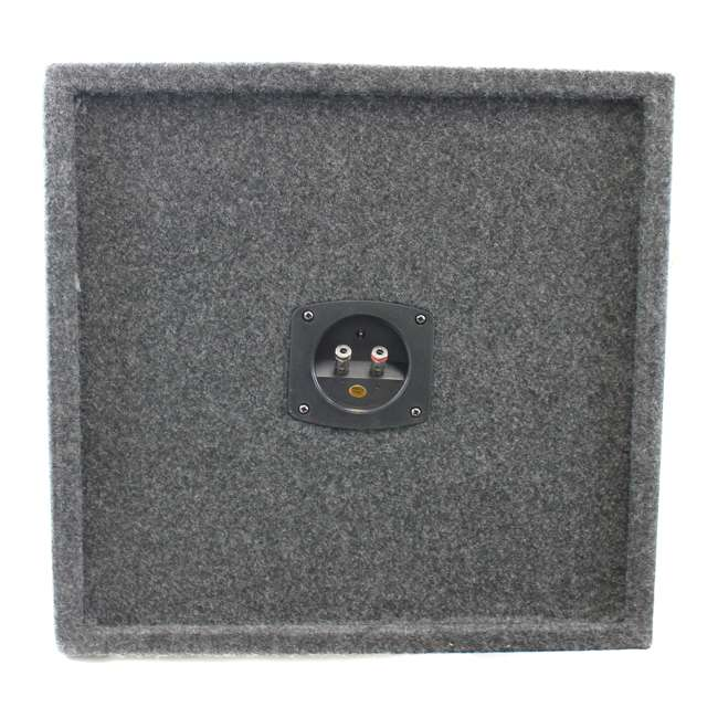 BNPS122 + R1100M + AKS8 Pyramid BNPS122 12-Inch 1200W Subwoofer with Box + 1100W Mono Amp + Amp Kit (Package) 7