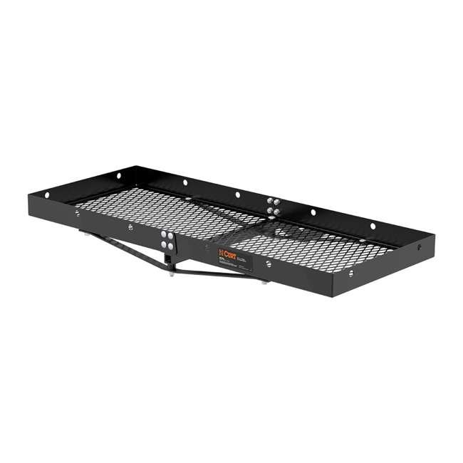 100T62 + CURT-18110 Curt Vehicle Rear Mounting Tray and 2 Rightline Gear Dry Bags 2