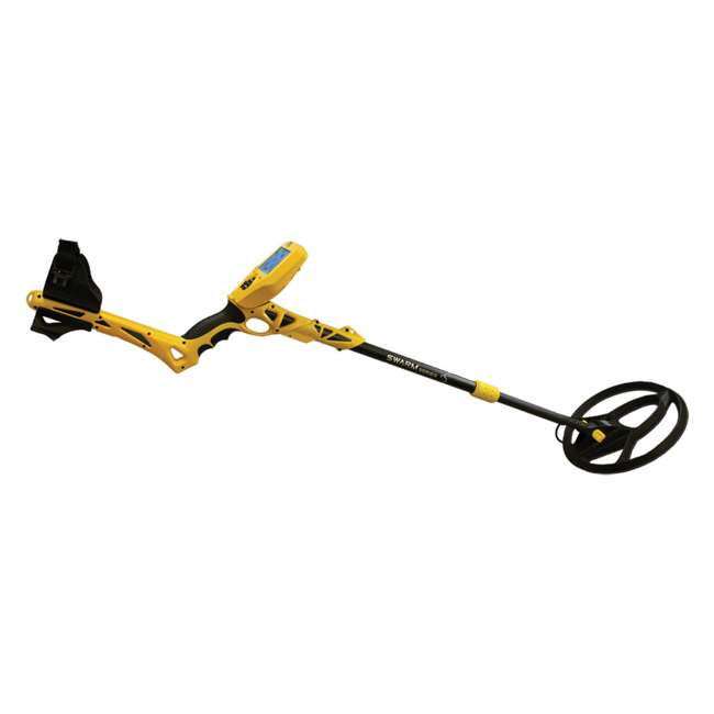 GEX-MX100E Ground EFX Swarm Series MX100E Metal Detector & Finder Machine