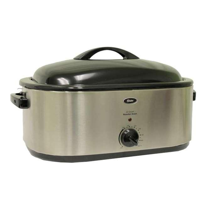 Oster 22-Quart Roaster | CKSTRS23 : CKSTRS23-OB Oster 22 Quart Roaster Oven