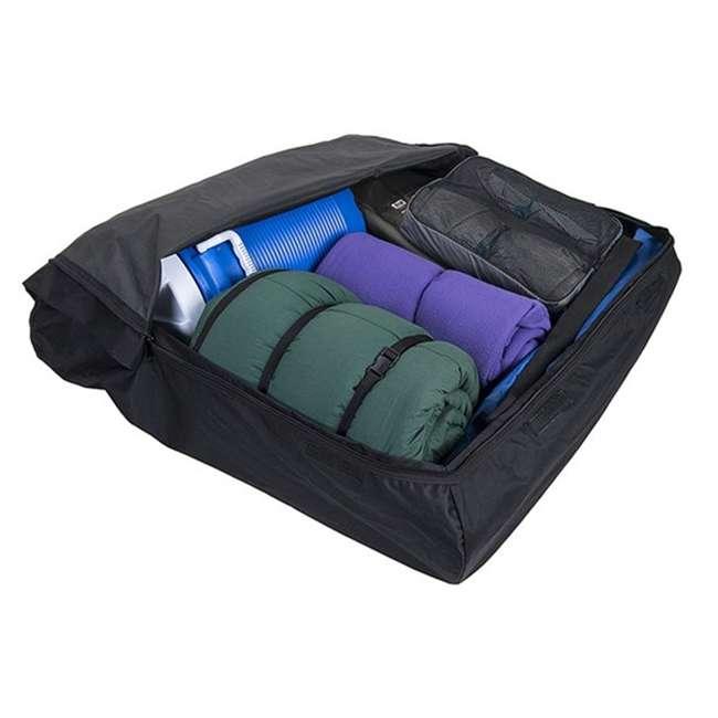 07204-U-A Keeper Premium Roof Top Cargo Bag & Carrier, 15 Cubic Feet (Open Box) (2 Pack) 2