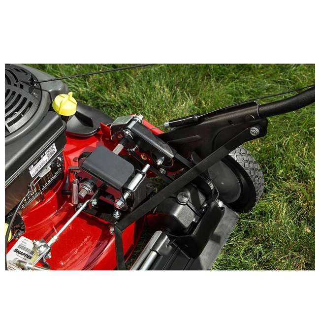 MOW-7800968-OB Snapper Ninja Commercial 21-Inch Self-Propelled Walk-Behind Mower (Open Box) 4
