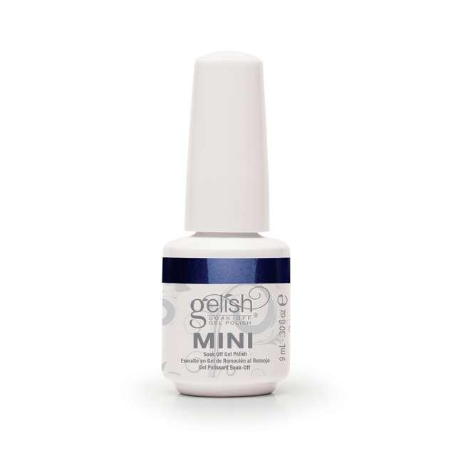 6 x 04304-Caution Gelish Mini Caution UV LED Gel Nail Polish Bottle, 0.3 oz (6 Pack) 2