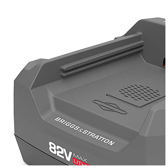 SNAP-1760263 Snapper 82-Volt Lithium-Ion Rapid Battery Charger for XD Cordless Tools 3