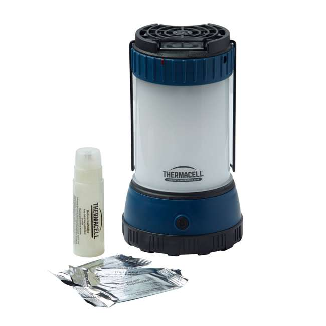 MRCLE Thermacell Mosquito Repellent Lookout Lantern, Blue 3