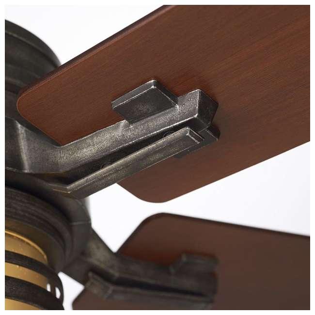 CF880VS Emerson Amhurst 54-Inch Home Ceiling Fan w/ Light, Vintage Steel 4