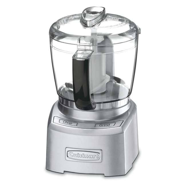 CH-4DC-RB-U-A Cuisinart Elite Collection 4 Cup Chopper and Grinder (Refurbished) (Open Box) 1