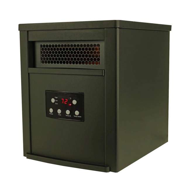 0 Lifesmart LifePro 1500-Watt Infrared Heater 1
