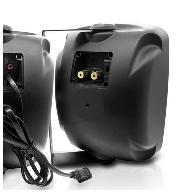 4 x PDWR64BTB Pyle 6.5-Inch 800 Watt Bluetooth Indoor & Outdoor Speaker System (8 Pack) 5