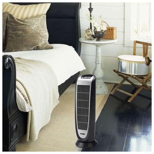 LKO-5160-TN Lasko 5160 Portable Electric 1500W Room Oscillating Ceramic Tower Space Heater 5