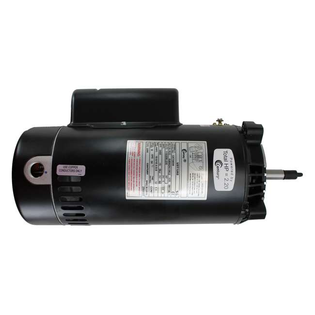 UST1202 A.O. Smith Century C-Face Up-Rated Replacement Pool Motor | UST1202 (2 Pack) 3